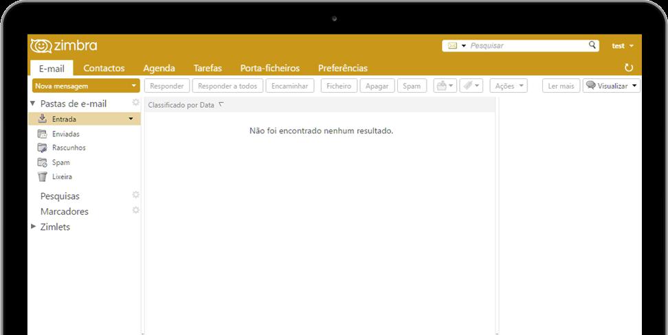 Zimail - E-mails Profissionais para Empresas